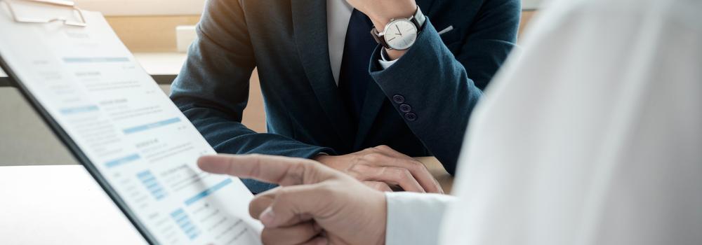 創業融資の審査で必ずある「面談」について